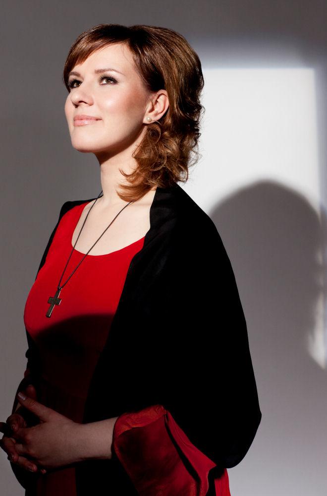 Jaana Pöllänen @ Tammela, Heprealaisten ja hengellisten laulujen ilta, klo 18 | Tammela | Suomi