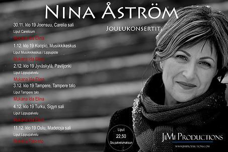 NinaAstrom_joulukonsertit