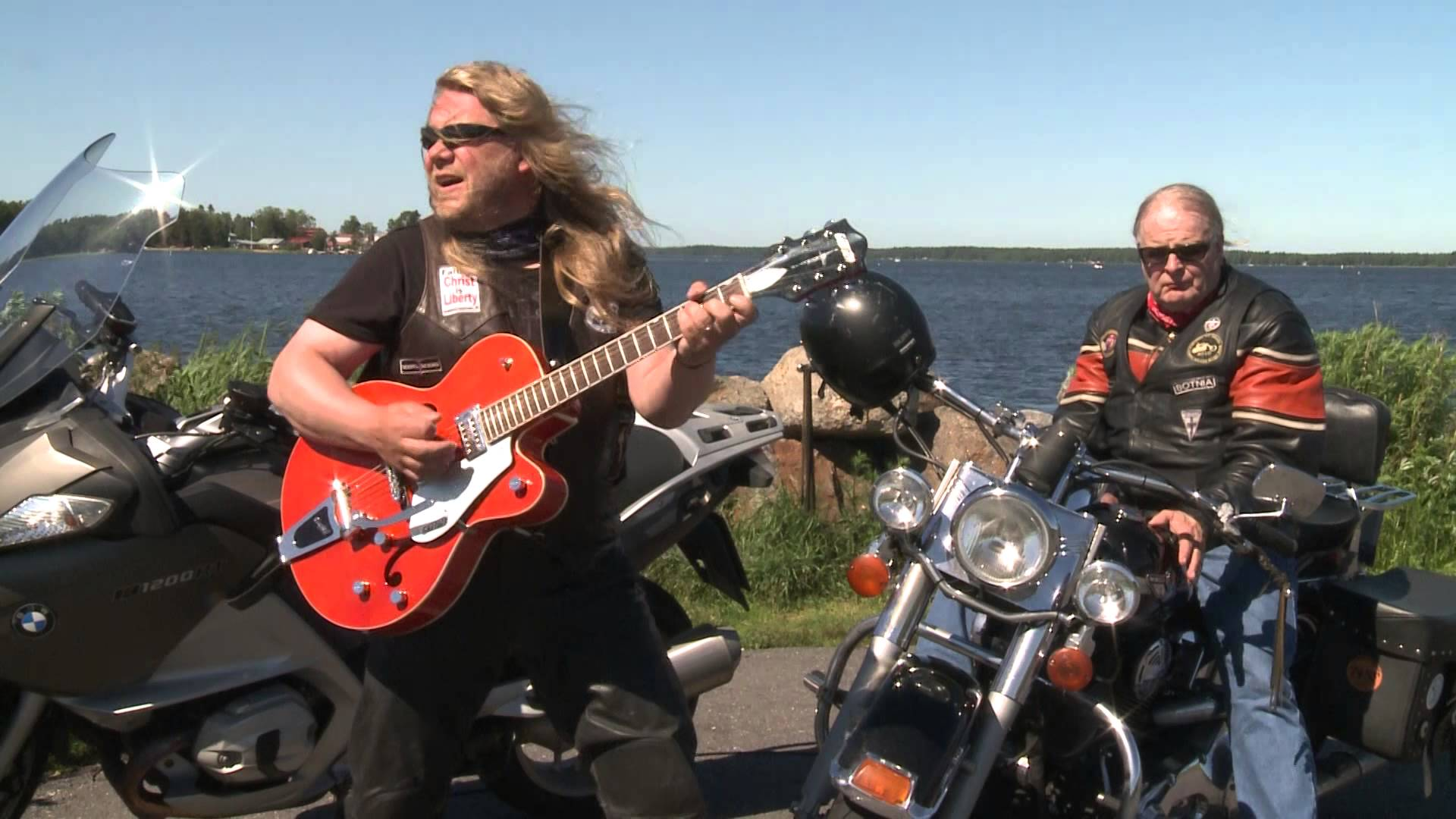 Gospel Riders kiertää Suomea jo neljännen kerran