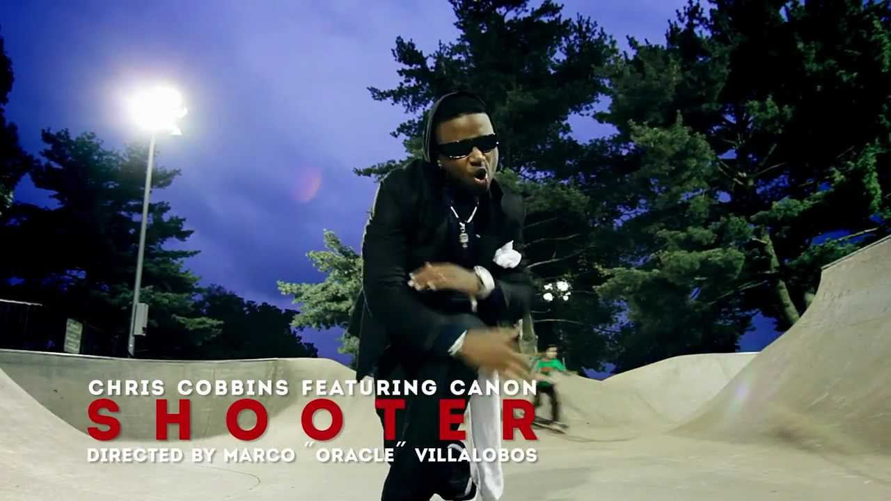 "Video: ""Shooter"" Chris Cobbins feat. Canon [OFFICIAL VIDEO]"