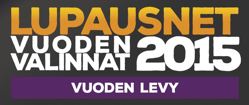 LupausNetin Vuoden Valinnat 2015 – Vuoden levy – HERZ, Kuriton kakara