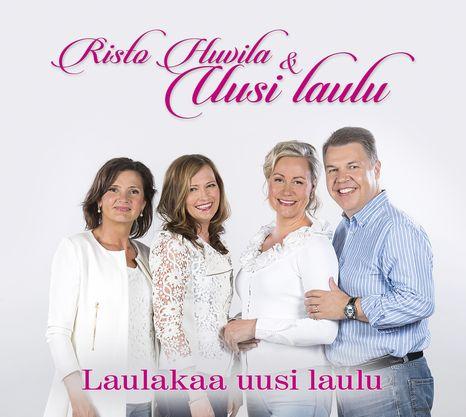 Levyarvostelu: Risto Huvila & Uusi laulu – Laulakaa uusi laulu