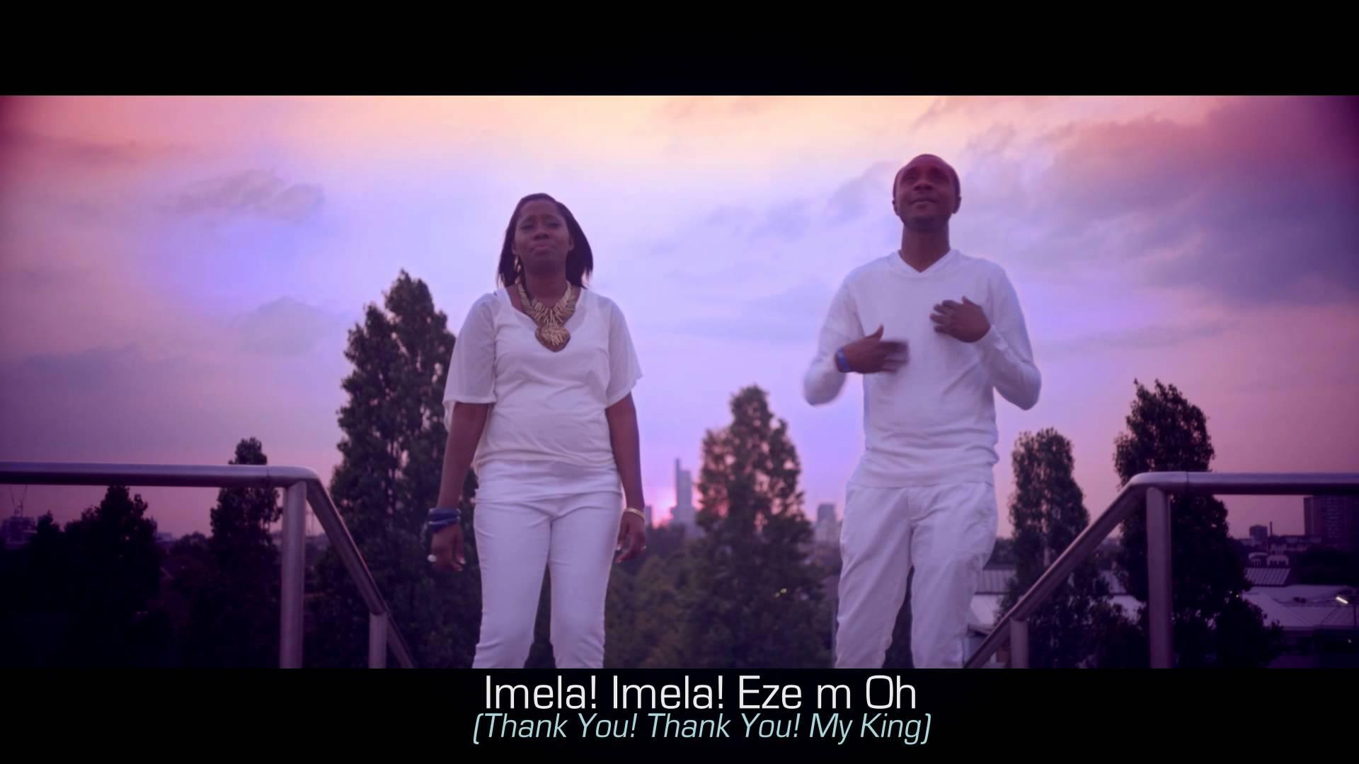 Afrikkalaisen gospelmusiikin viikko – Nathaniel Bassey feat. Enitan Adaba, Imela (Thank You)