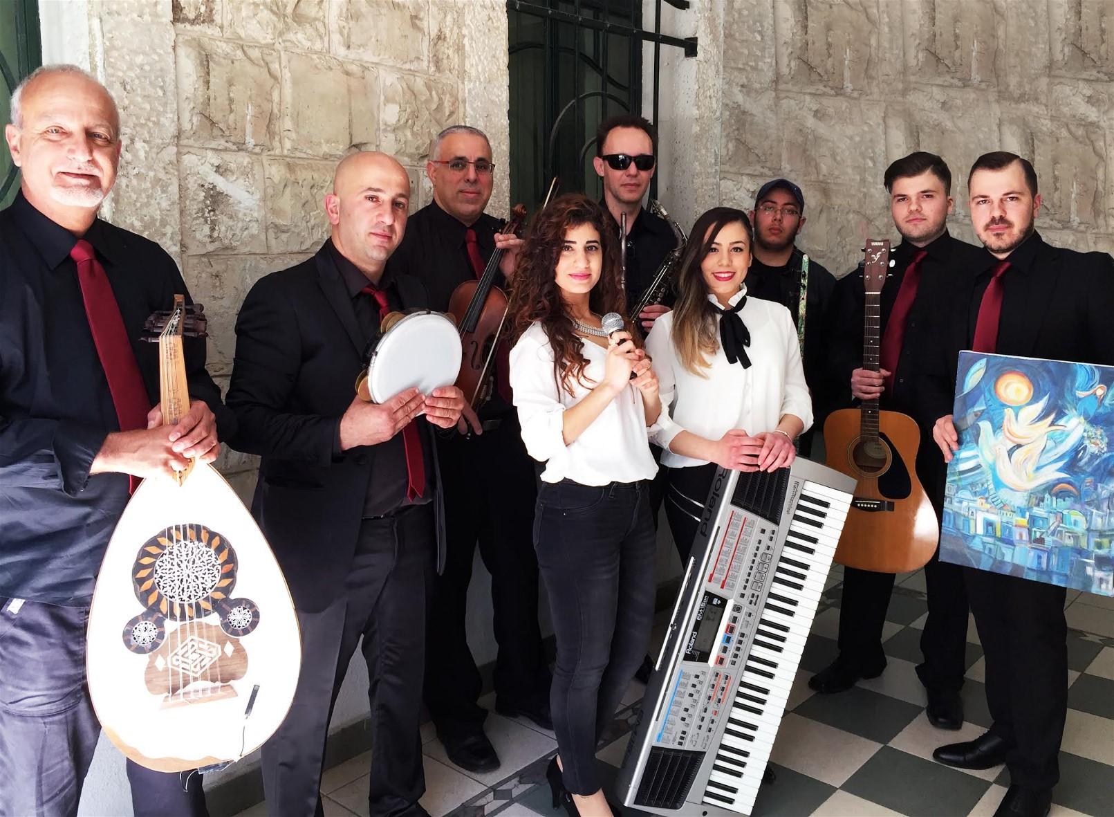 Rauhan Konsertti -kiertue – musiikkia Israelista Suomeen