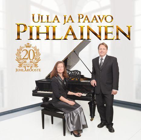 Ulla ja Paavo Pihlaiselta juhlalevy