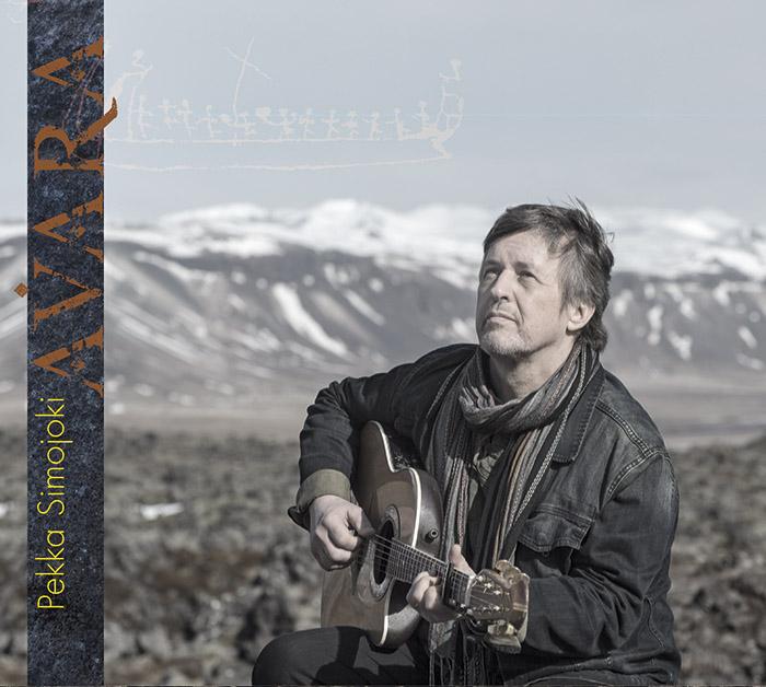 Pekka Simojoen neljäs sooloalbumi Avara julkaistaan Lähetysjuhlilla