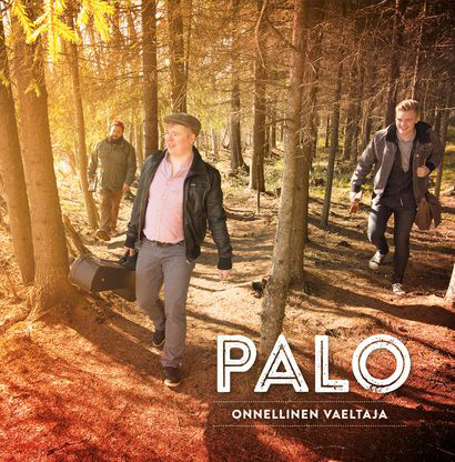 Palo-yhtyeen uusi levy Onnellinen vaeltaja ilmestyy kesäkuussa