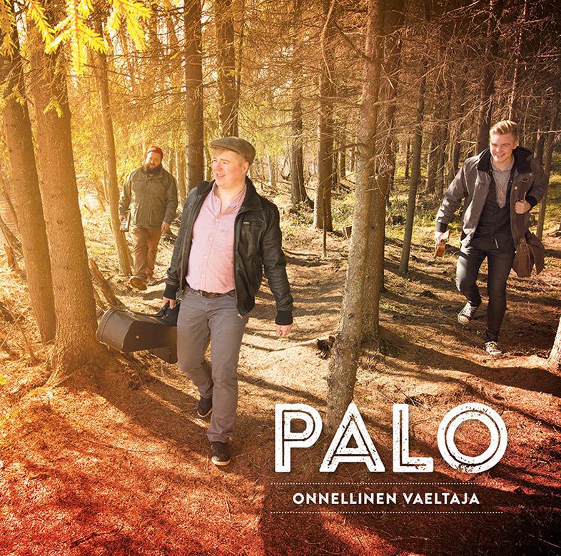 Levyarvostelu: Palo – Onnellinen vaeltaja