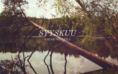 Sakari Heikkilän uusi albumi Syyskuu on ilmestynyt
