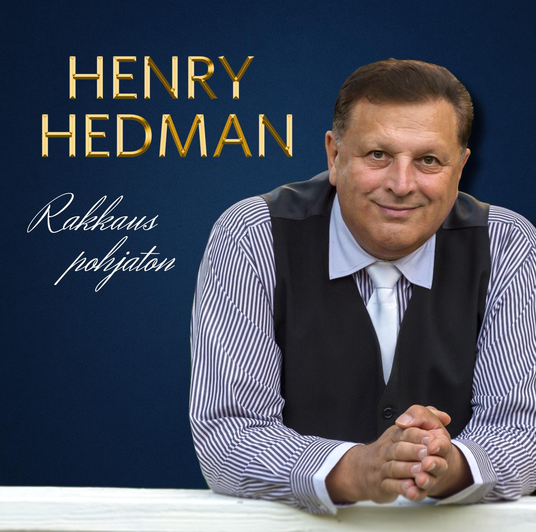 Henry Hedmanilta uusi levy