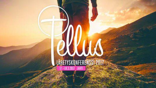 Lähetyskonferenssi Tellus 2017 Lahdessa viikonloppuna