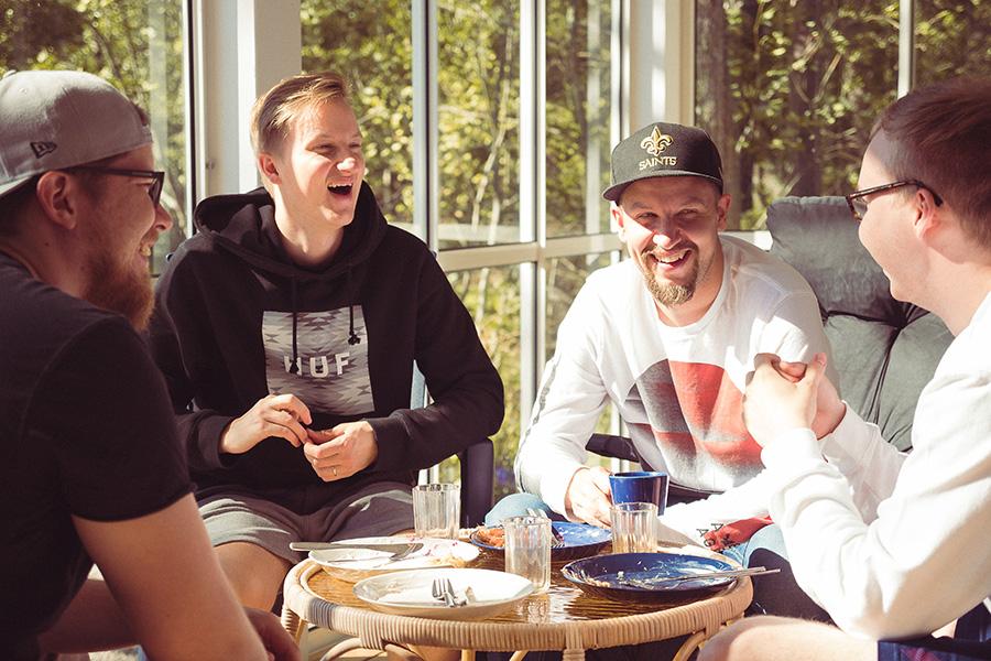 Samuli Luomaranta & Kotiinpalaajat @ Lappajärvi  | Suomi