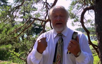 Video: Reijo Blommendahl – Jeesus Ristin juurella