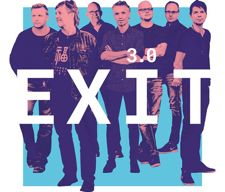 EXIT juhlistaa yhtyeen 30-vuotista taivalta julkaisemalla uuden levyn