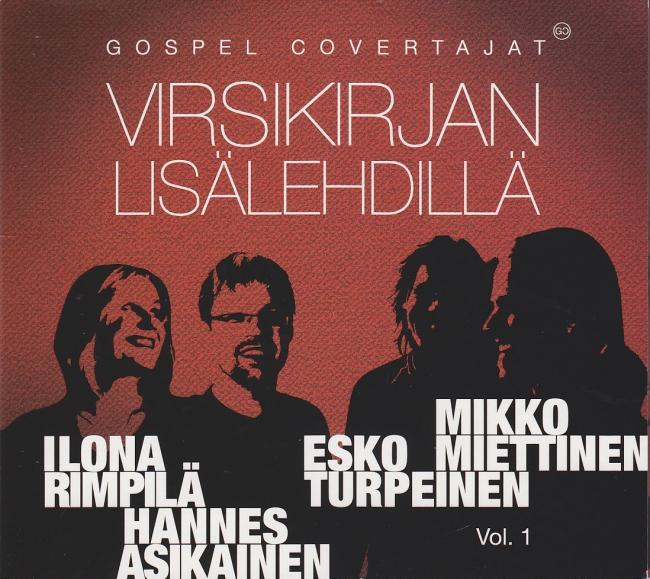 Levyarvostelu: Gospel Covertajat – Virsikirjan lisälehdillä