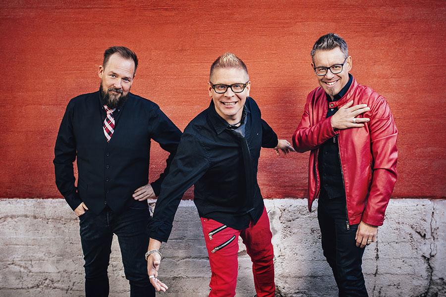 Pekka Laukkarinen Trio jälleen Joulun Tähti -kiertueella