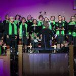 One Voice -kuoro konserttimatkalle Viroon
