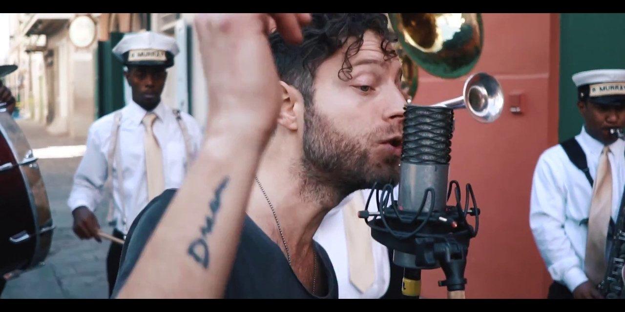 Video: Dan Bremnes – Wherever I Go (Live In New Orleans)