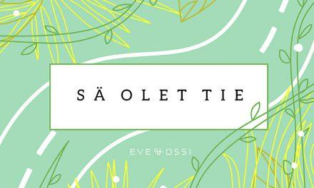 Eve & Ossi -duolta ilmestymässä uusi levy syksyllä