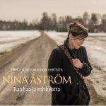 Nina Åströmin uuden albumin julkaisua juhlistetaan syyskuun lopussa