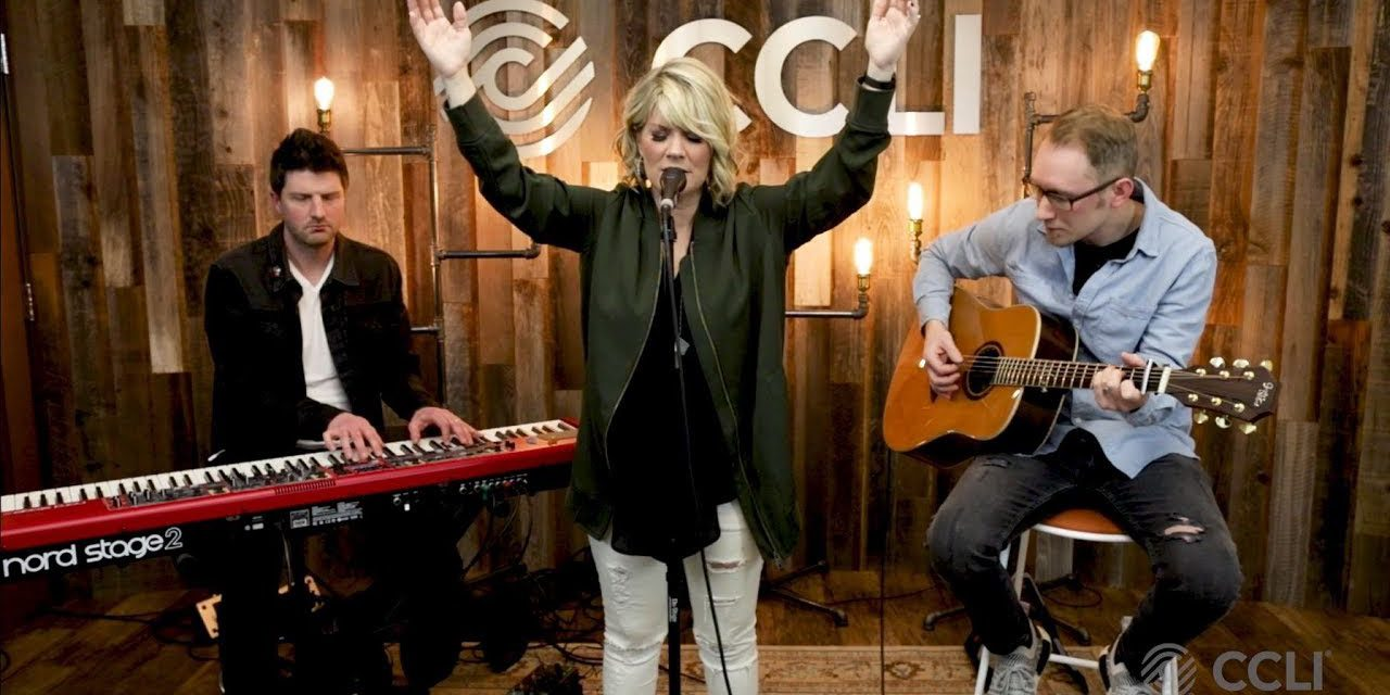 Video: Natalie Grant – More than anything