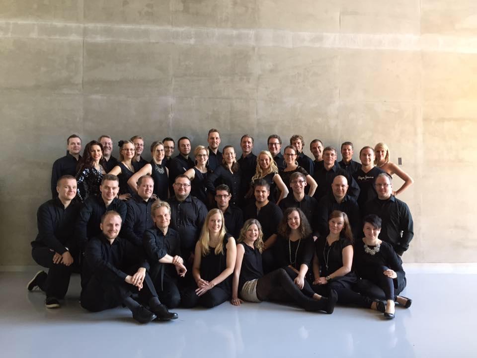 Chariots konsertoi viikonloppuna Oulussa ja Jyväskylässä