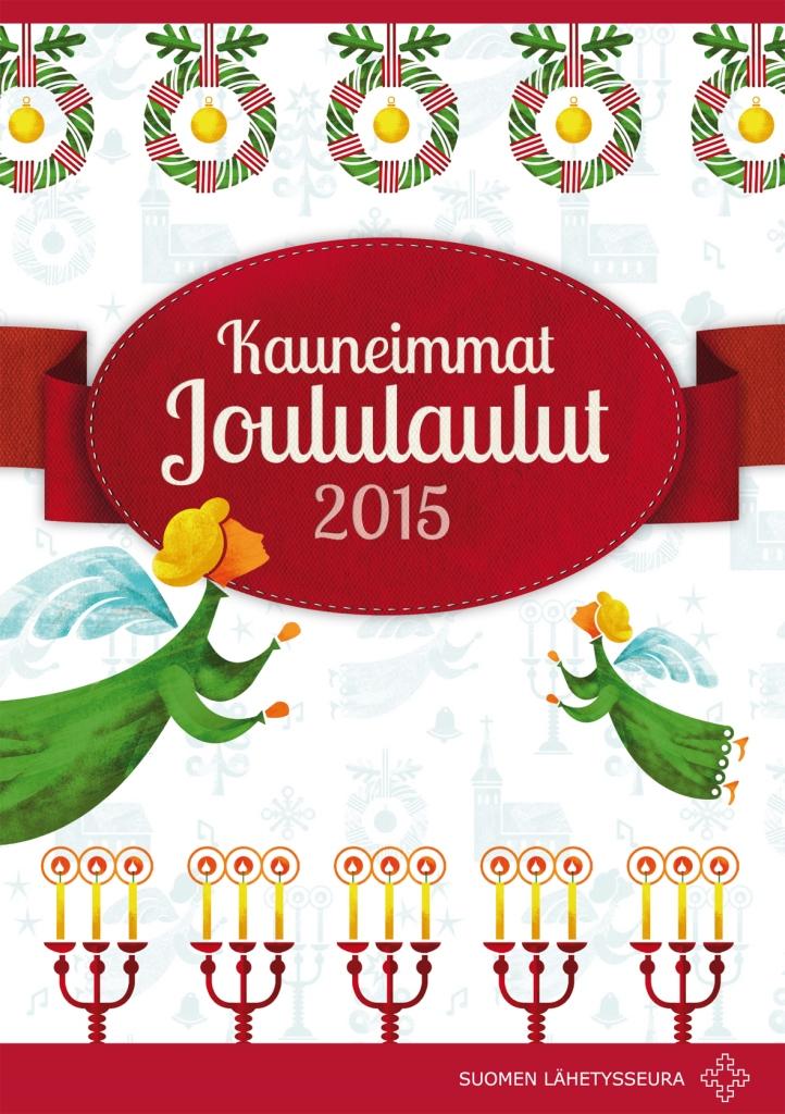 Kauneimmat Joululaulut soivat tänäkin vuonna ympäri Suomea