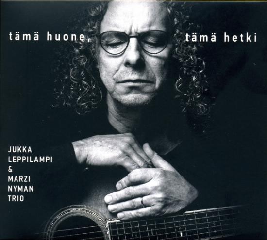 Jukka Leppilammen Tämä huone, tämä hetki -levynjulkaisukonsertti Savoyssa toukokuussa