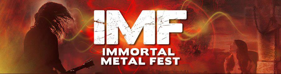 Immortal Metal Fest jälleen huhtikuussa Nokialla