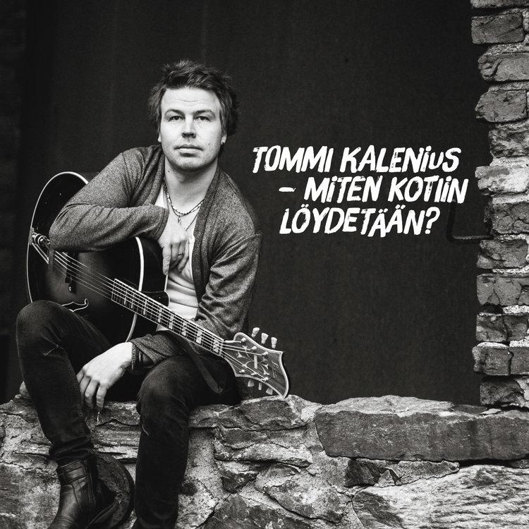 Tommi Kaleniukselta uusi levy lokakuun lopussa