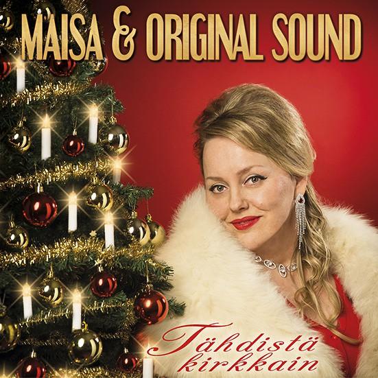 Maisa & Original Sound julkaisi joululevyn