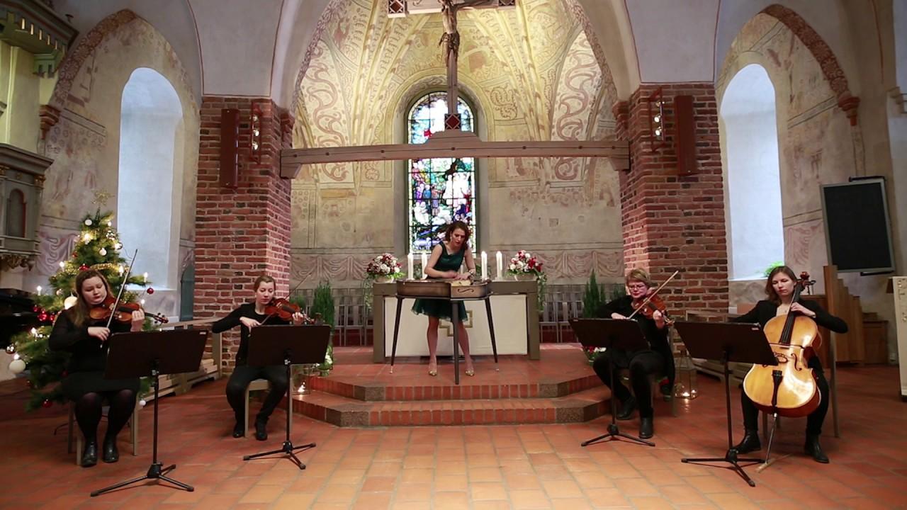 Video: Ida Elina – Kun joulu on