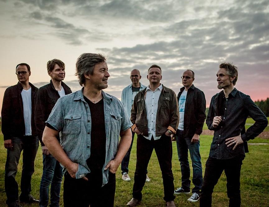 Exit 30 vuotta Askeleita -konserttikiertue syksyllä