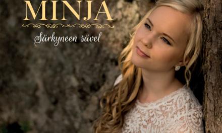 Levyarvostelu: Minja – Särkyneen sävel