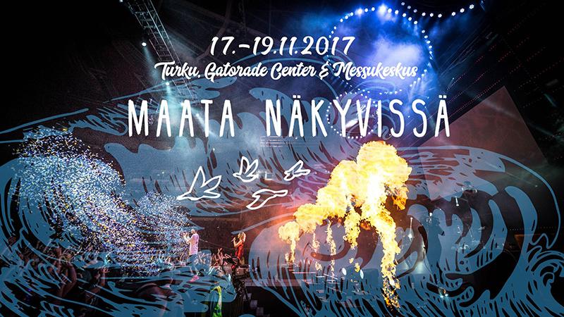 Maata Näkyvissä -festareiden 2017 ohjelma on julkaistu
