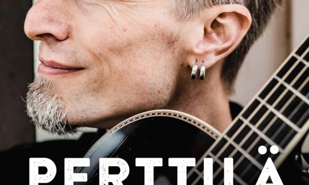Markku Perttilältä uusi levy