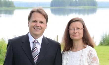 Paavo ja Ulla Pihlaiselta uutta musiikkia