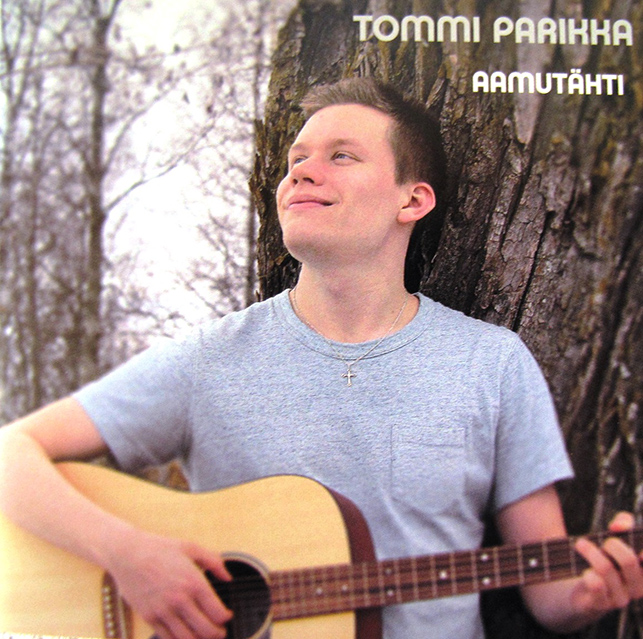 Levyarvostelu: Tommi Parikka – Aamutähti