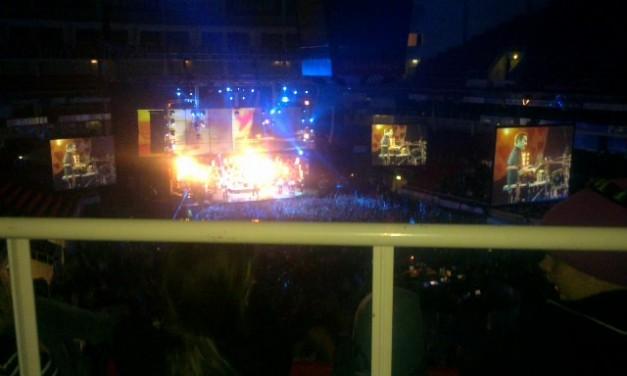 LupausNet arvioi Maata Näkyvissä -festareiden lauantai-illan konserttia 2010
