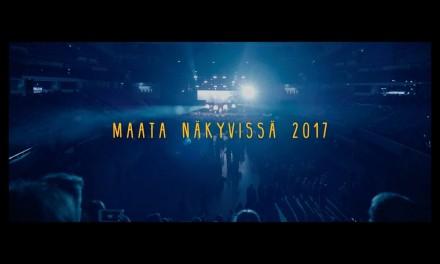 Maata Näkyvissä 2017 Aftermovie julkaistu