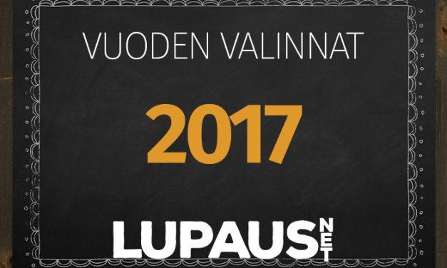 Kaikki Vuoden Valinnat 2017